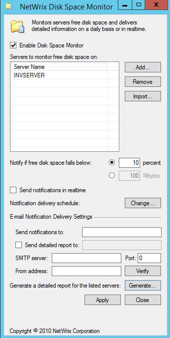 NetwrixDiskSpaceMonitor1